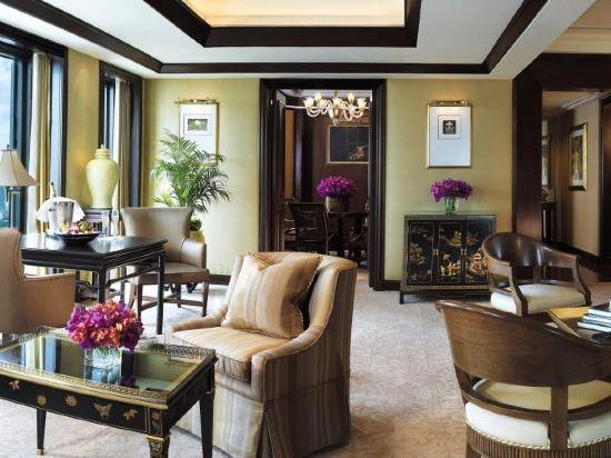 曼谷半島酒店(The Peninsula Bangkok)Terrace Suite