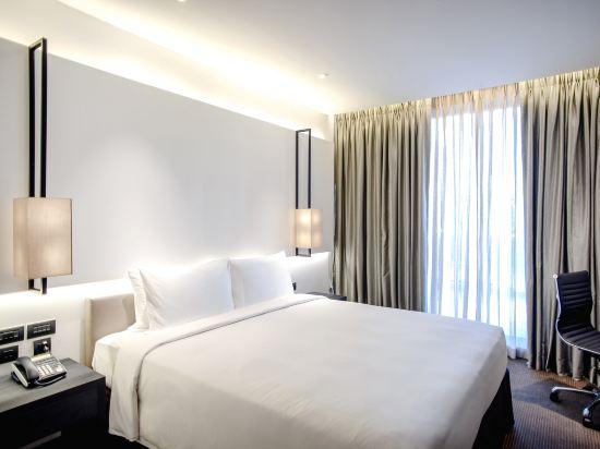 曼谷安曼納酒店(Amara Bangkok Hotel)行政房