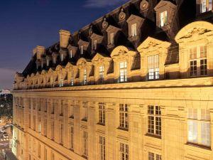 巴黎中心埃菲爾鐵塔美居酒店