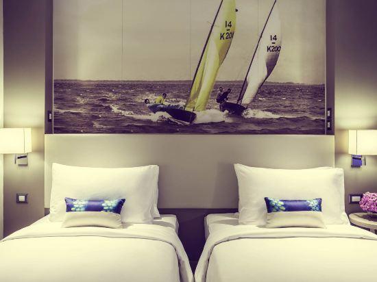 芭堤雅海洋度假美居酒店(Mercure Pattaya Ocean Resort)海景豪華雙床房