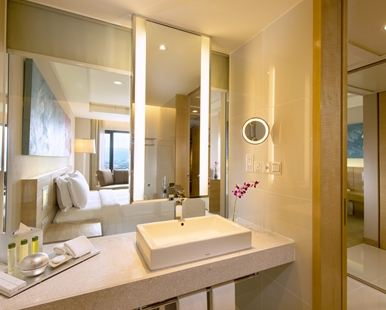 吉隆坡希爾頓逸林酒店(DoubleTree by Hilton Hotel Kuala Lumpur)客房