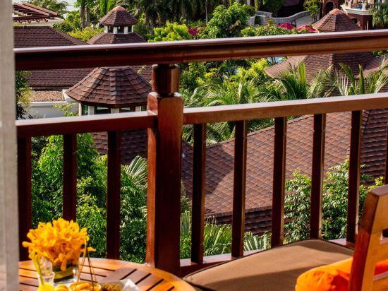 芭堤雅洲際度假酒店(InterContinental Pattaya Resort)海景房