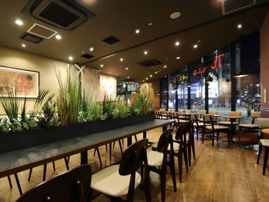 東新宿E酒店(E Hotel Higashi Shinjuku)餐廳