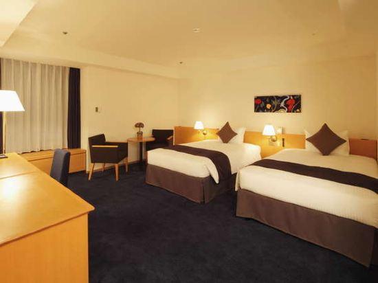 札幌格蘭大酒店(Sapporo Grand Hotel)東樓標準轉角雙床房