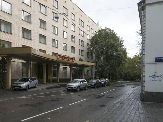 莫斯科阿爾巴特酒店