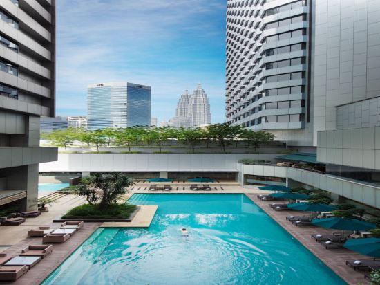 吉隆坡希爾頓逸林酒店(DoubleTree by Hilton Kuala Lumpur)室外游泳池