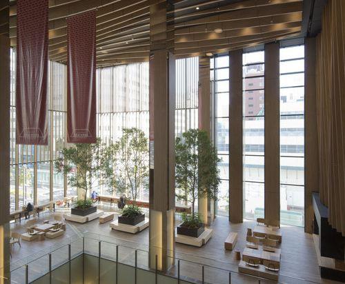 札幌三井花園酒店(Mitsui Garden Hotel Sapporo)公共區域
