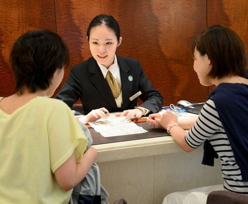 札幌公園飯店(Sapporo Park Hotel)會議室