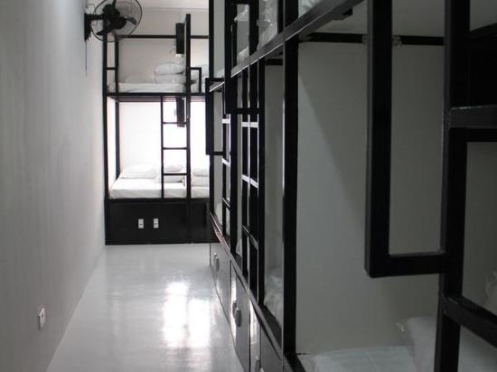 新加坡ABC高級旅舍(ABC Premium Hostel Singapore)小型宿舍