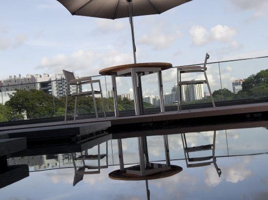 新加坡帝盛酒店(Dorsett Singapore)健身娛樂設施
