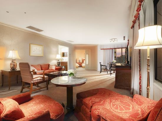 東京椿山莊大酒店(Hotel Chinzanso Tokyo)一卧室總理花園套房現代_經典