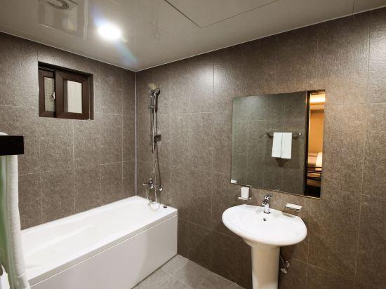 釜山B.Cent酒店(B.Cent Hotel Busan)尊貴雙床房