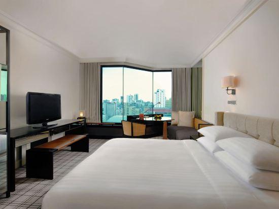 曼谷愛侶灣君悅酒店(Grand Hyatt Erawan Bangkok)嘉賓軒景觀客房