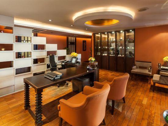 曼谷瑞博朗德酒店(Rembrandt Hotel Bangkok)公共區域