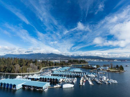 海柏温哥華威斯汀酒店(The Westin Bayshore Vancouver)行政套房