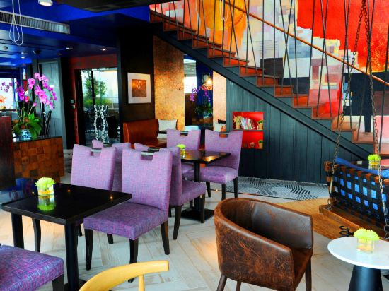曼谷暹羅名家設計酒店(Siam@Siam Design Hotel Bangkok)公共區域