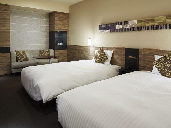 札幌三井花園酒店(Mitsui Garden Hotel Sapporo)標準雙床房