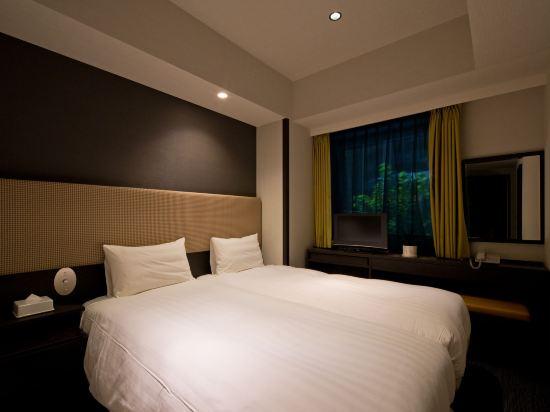 東新宿E酒店(E Hotel Higashi Shinjuku)經濟雙床房