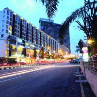 吉隆坡達馬斯套房及公寓式酒店酒店預訂