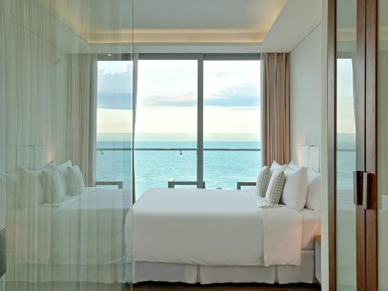 樂卡爾特峴港海灘酒店(A La Carte Da Nang Beach)海景樂趣套房