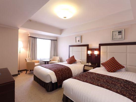 西鐵格蘭酒店(Nishitetsu Grand Hotel)皇家套房