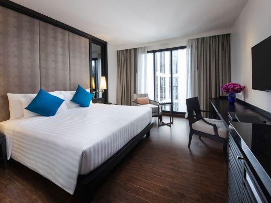 曼谷素坤逸15巷瑞享酒店(Mövenpick Hotel Sukhumvit 15 Bangkok)豪華房