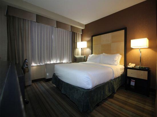 紐約沃森酒店(原紐約曼哈頓第57街假日酒店)(The Watson Hotel (Formerly Holiday Inn Manhattan 57th Street))小巧大床房