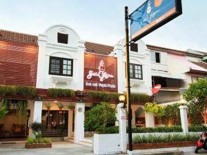芭堤雅耶斯維根青年旅舍 - 僅限成人入住(Yes Vegan Hostel Pattaya - Adults Only)