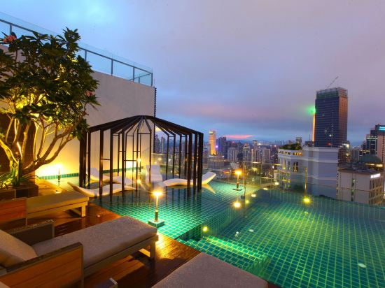 吉隆坡特里貝卡服務式套房酒店(Tribeca Hotel and Serviced Suites Kuala Lumpur)健身娛樂設施