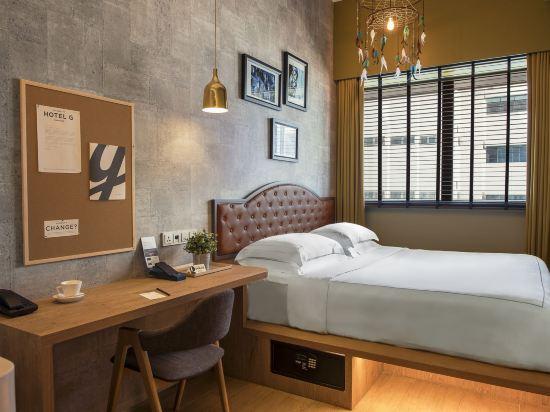 新加坡G酒店(Hotel G Singapore)美好大床客房