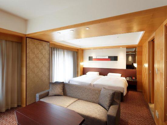 福岡君悅酒店(Grand Hyatt Fukuoka)君悅豪華特大床房