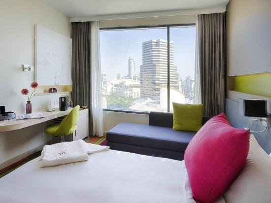 曼谷暹羅美居酒店(Mercure Bangkok Siam)高級房