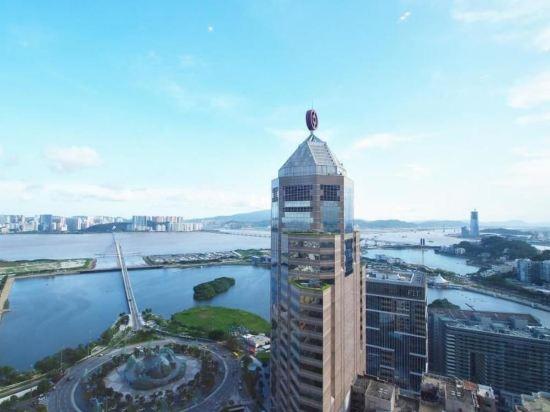 澳門新葡京酒店(Grand Lisboa Macau)豪華客房