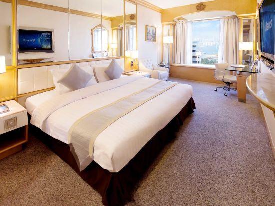 富豪香港酒店(Regal Hongkong Hotel)豪華客房