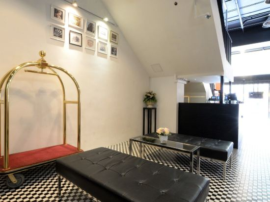 香港紅茶館酒店(紅磡温思路街)(Bridal Tea House Hotel (Hung Hom Winslow Street))公共區域