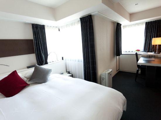 大阪十字酒店(Cross Hotel Osaka)高級大床房