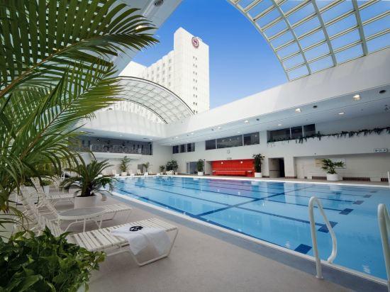 大阪都喜來登酒店(Sheraton Miyako Hotel Osaka)健身娛樂設施