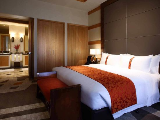 澳門金沙城中心假日酒店(Holiday Inn Macao Cotai Central)高級大床套房