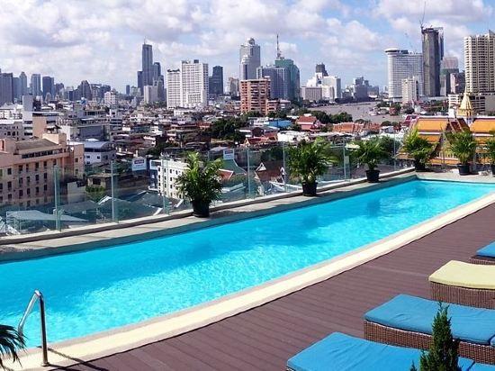 曼谷唐人街皇家酒店(Hotel Royal Bangkok@Chinatown)健身娛樂設施