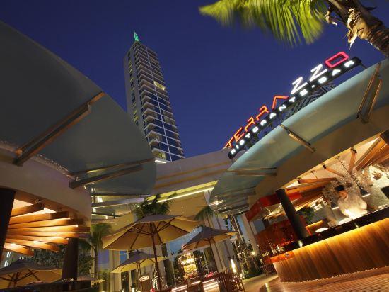 芭堤雅假日酒店(Holiday Inn Pattaya)外觀
