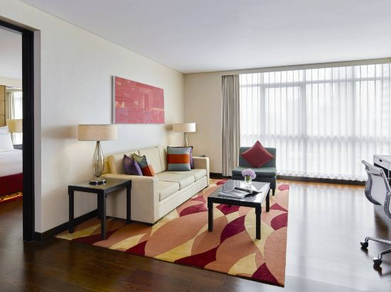 曼谷撒通維斯塔萬豪行政公寓(Sathorn Vista, Bangkok - Marriott Executive Apartments)公共區域