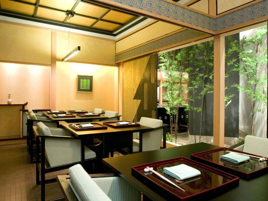 大阪都喜來登酒店(Sheraton Miyako Hotel Osaka)日式餐廳