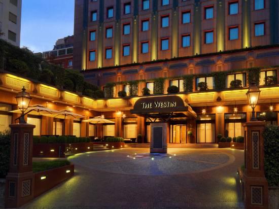 威斯汀宮殿酒店
