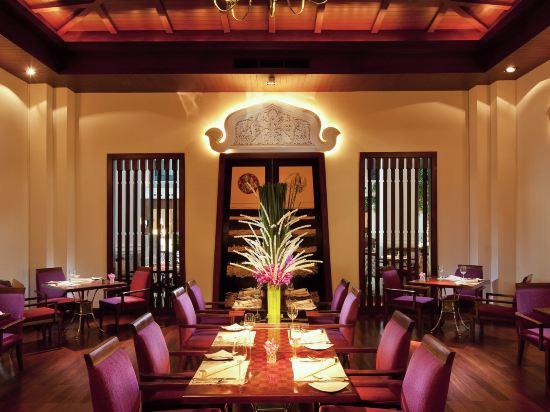曼谷素萬那普機場諾富特酒店(Novotel Bangkok Suvarnabhumi Airport)餐廳