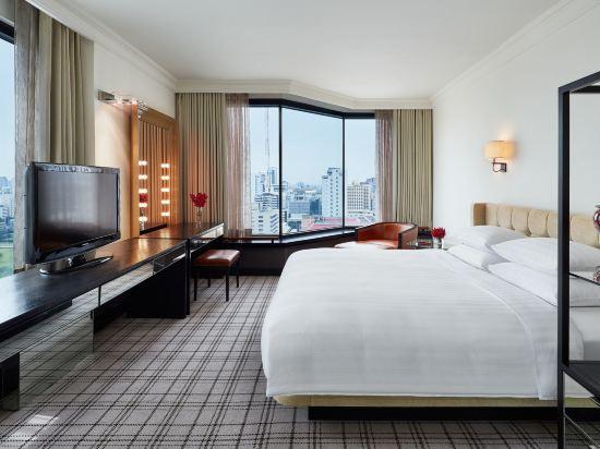 曼谷愛侶灣君悅酒店(Grand Hyatt Erawan Bangkok)君悅行政套房
