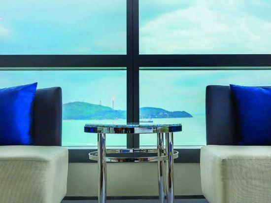 香港數碼港艾美酒店(Le Méridien Cyberport)豪華房