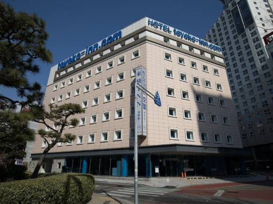 東橫INN釜山海雲台1號店