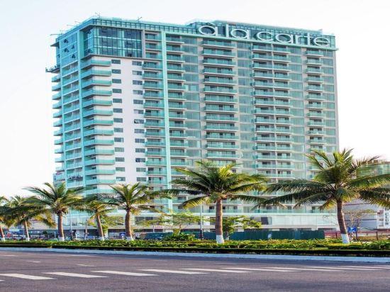 樂卡爾特峴港海灘酒店(A La Carte Da Nang Beach)外觀