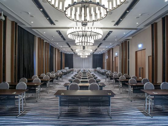 曼谷安曼納酒店(Amara Bangkok Hotel)會議室