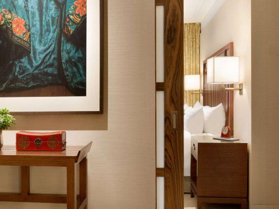 温哥華香格里拉大酒店(Shangri-La Hotel Vancouver)豪華單卧套房